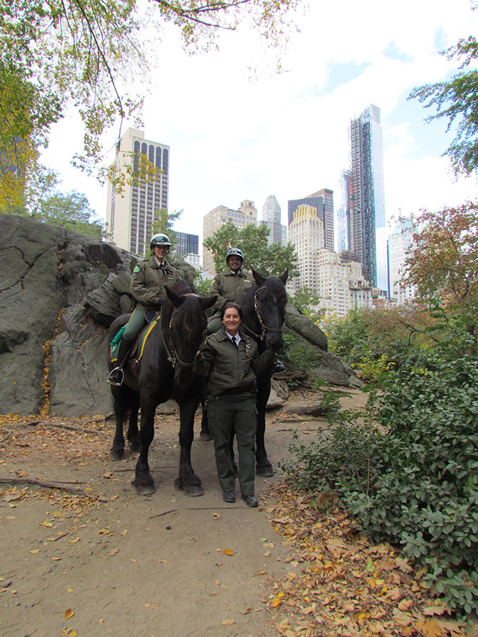 Central-Park-mounted-police