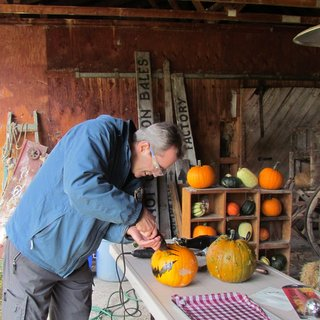 The Wilder Side of Red Deer – Extreme Pumpkin Carving