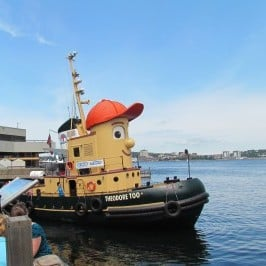 1-Take a kid size cruise around Halifax harbour with Theodore Tugboat Photo by Debra Smith 3896x2593