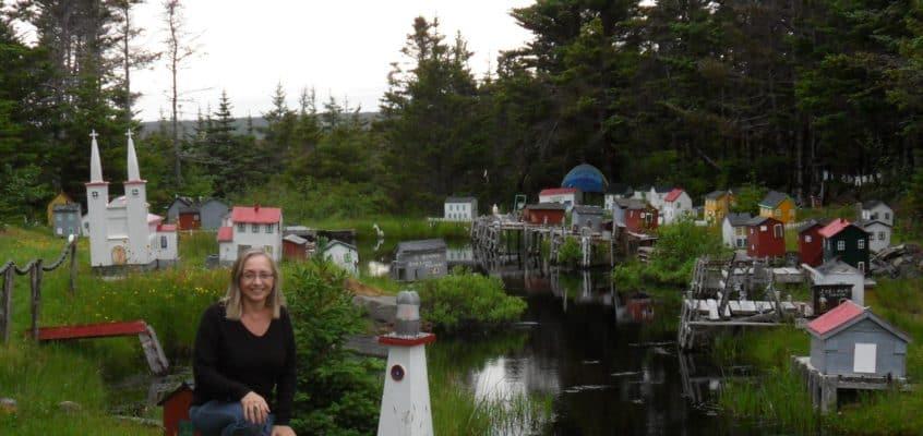 Driving the Irish Loop in Newfoundland
