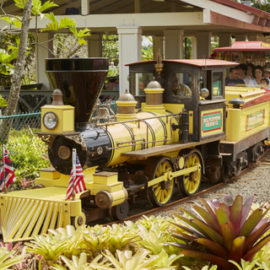 All Aboard – Take a Ride on Hawaii's Sugar Cane Trains