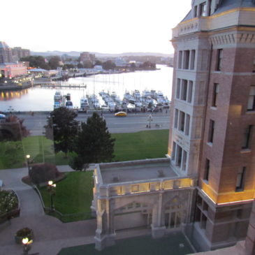 The Return of the Queen – The Fairmont Empress in Victoria, B.C.
