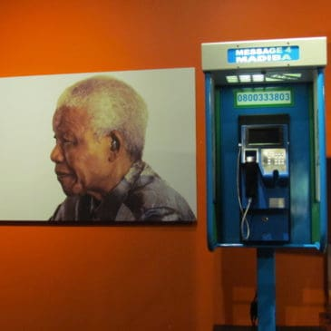 Mandela, Museums and Memories: Notes from Johannesburg, South Africa